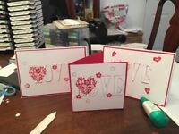 ON TONIGHT - Card making taster class