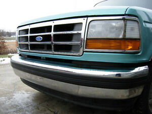 Parting Out 1995 F150 XLT Cambridge Kitchener Area image 1