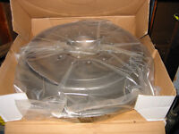 96-05 Toyota Tacoma 4x4 brake drums (NEW - 2)