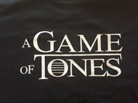 AMAZING BAND FOR HIRE!  GAME OF TONES!