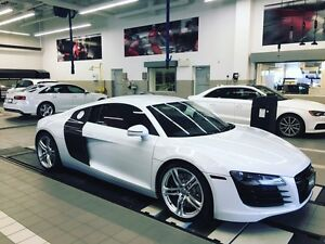 *** 2012 Audi R8 V8 Coupe - LOW KMS ***
