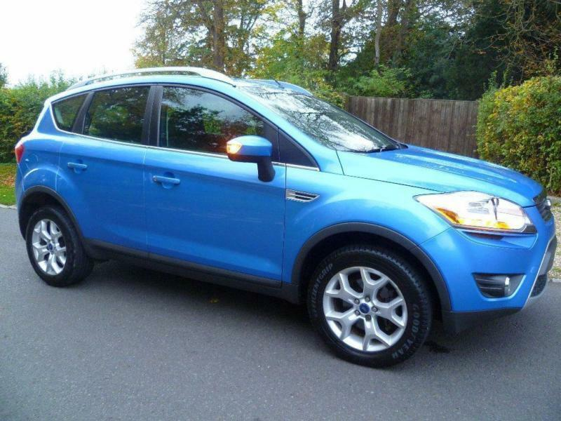 2008 ford kuga 2 0 tdci zetec 4x4 5dr in wargrave berkshire gumtree. Black Bedroom Furniture Sets. Home Design Ideas