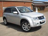 2011 61 Suzuki Grand Vitara 1.9DDiS SZ5 MANUAL DIESEL 4 WHEEL DRIVE