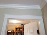 Moulding - Casing - Trim Installation