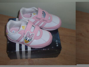 For sale kids Adidas -Daisy- size 8 (toddler). Brand New
