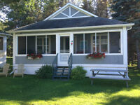 REDUCED PRICE - Cozy water view cottage