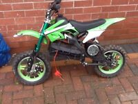 Electric dirt bike spares for sale