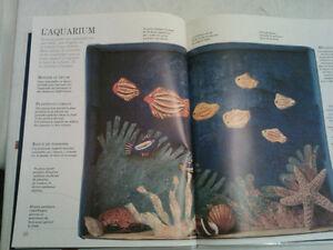 Livre de bricolage avec peinture LAROUSSE Saint-Hyacinthe Québec image 3