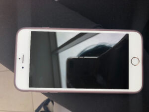 Rose Gold IPhone 6s Plus - SOLD