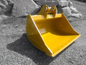 All Excavator, Wheel Loader and Skid Steer Attachments Available