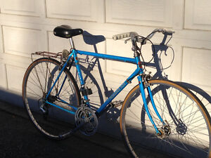 Vintage road bike conversion for sale great condition! 56cm