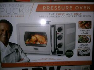 Wolfgang Puck Pressure Cooker Oven