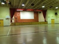 Gymnasium and multi-purpose room for rent!