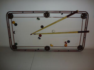 "pool table  ""wall Art"""