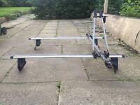 Seat Ibiza sc roof bars + bike rack