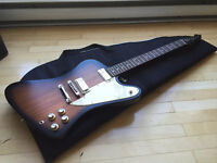 Gibson Firebird 70's Tribute 2012, Echange/trade