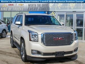 2015 GMC Yukon Denali | Heads Up Display | DVD