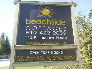 Beachside Cottages, Sauble Beaches Best!!!
