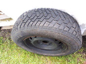Used rims with winter tires