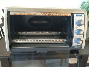Counter top oven (Black and Decker) - Perfect condition! Gatineau Ottawa / Gatineau Area image 2