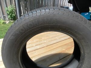 225/65R17 BRAND NEW SUMMER TIRES CRV