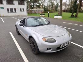 Mazda, MX-5, Convertible, 2008, Manual, 1999 (cc), 2 doors