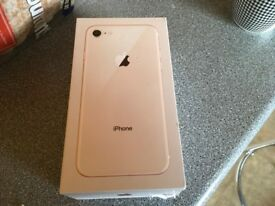 iPhone 8 rose gold EE network