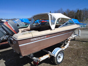 1980 Thundercraft Boat For Sale