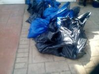 Free Soil about 30 bags. Manageable size. Collection only