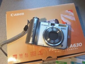 CAMERA APPAREIL PHOTO CANON POWERSHOT