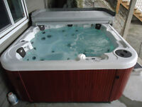 Miracle deal hot tub