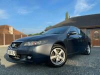 Honda Accord 2.4 i-VTEC Executive 4dr Auto PETROL AUTOMATIC 2005/55