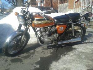 Honda cb 450 1974