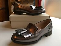 Boxed Clarke's Loafers. Size 6.5