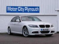 2011 BMW 3 SERIES 330D M SPORT SALOON DIESEL