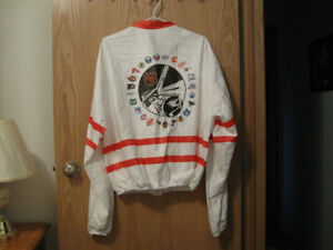 100TH  ANNIVERSARY STANLEY CUP JACKET- 1893-1993