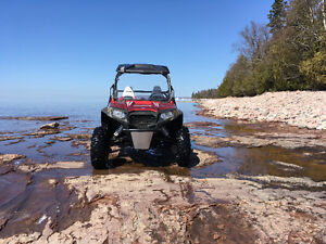 2013 Polaris Razor RZR 800 S NEW TIRES  Trade Skidoo 600 ETec