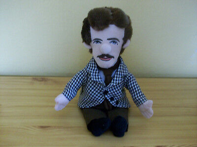 Plüsch Plush Figur Figure Puppe Doll Little Thinkers Nikola Tesla