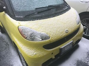 2008 Smart Fortwo LX Coupe (2 door)