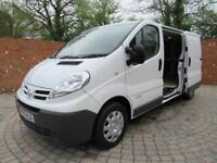 NISSAN PRIMASTER DCI SE SWB LWB 115 BHP BLUETOOTH ELECTRIC PACK