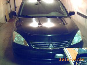 2006 Mitsubishi Lancer Sportback Wagon