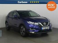 2018 Nissan Qashqai 1.5 dCi 115 N Connecta 5dr SUV 5 Seats SUV Diesel Manual