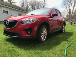 2015 Mazda CX5 GT + Trailer Package + Remote Starter!