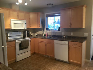 3 Bedroom/ 2.5 Bath Rental Whitecourt