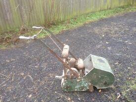 Vintage Atco Petrol Lawn Mower