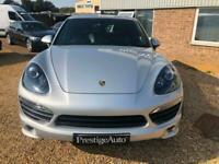 2013 Porsche Cayenne S Diesel 5dr Tiptronic S FPSH HUGE SPEC 8 SPEED AUTO V8 DIE