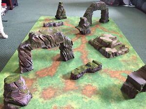 Warhammer terrain