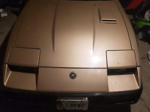 1984 Datsun 300zx MUST GO! NEEDS OOP