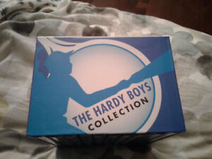 Hardy Boys Collection of books