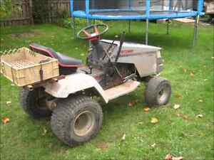 LOOKING FOR LAWN OR GARDEN TRACTOR